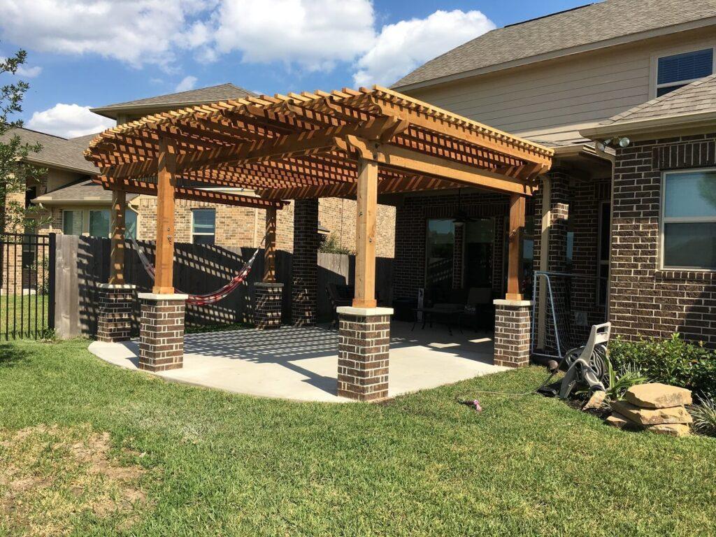 Company to build Pergolas and Pavillions - Texas