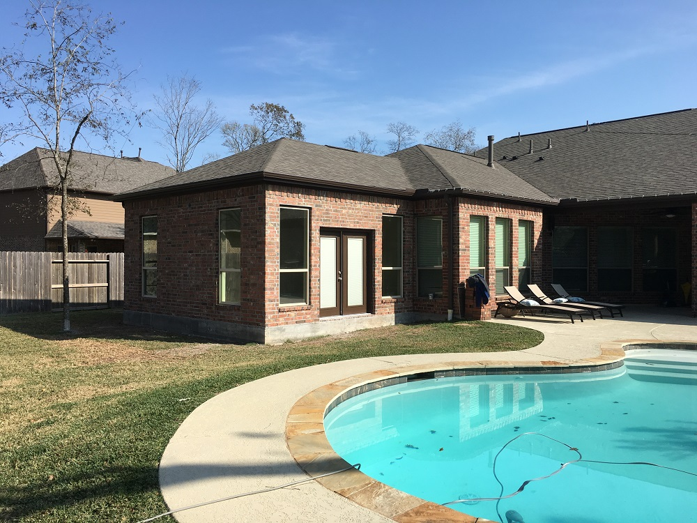 Company to build a room addition in Texas