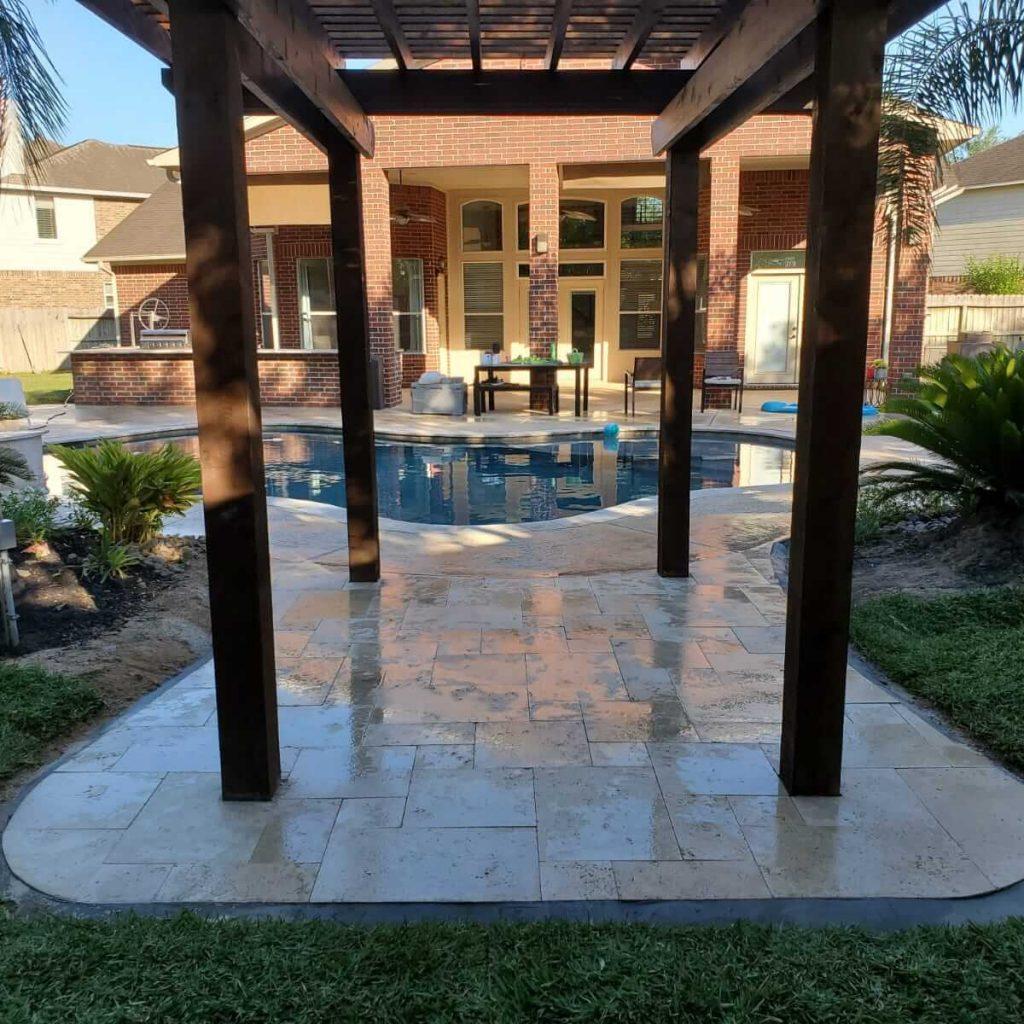 Company to build Pergolas and Pavillions in Texas