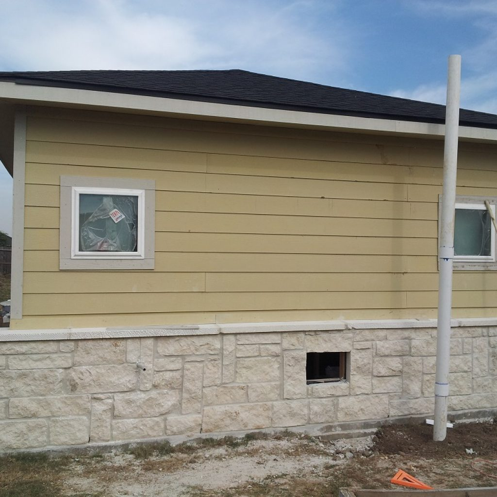 Stone & Masonry - Texas construction