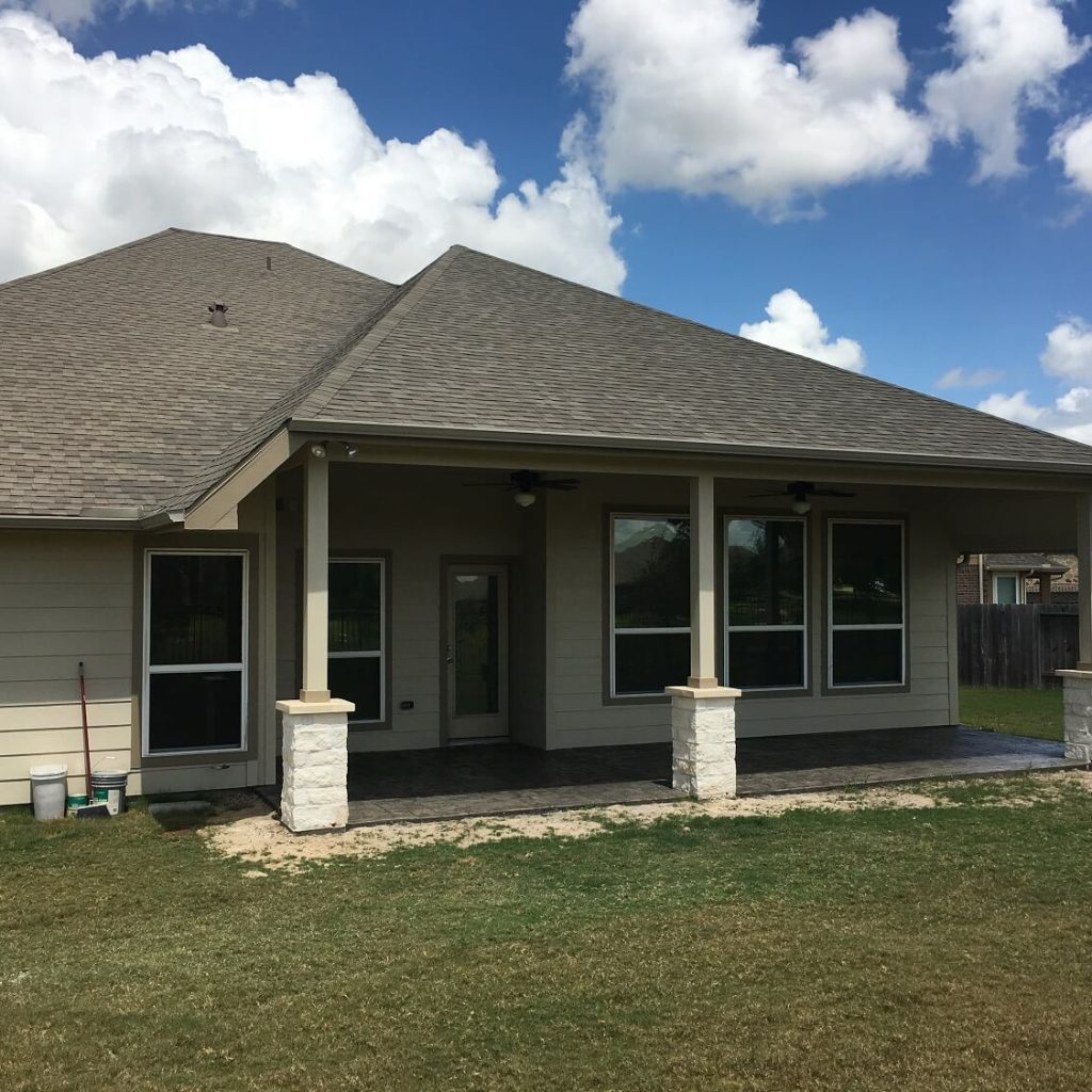 Company to build a Patio Covers - Texas