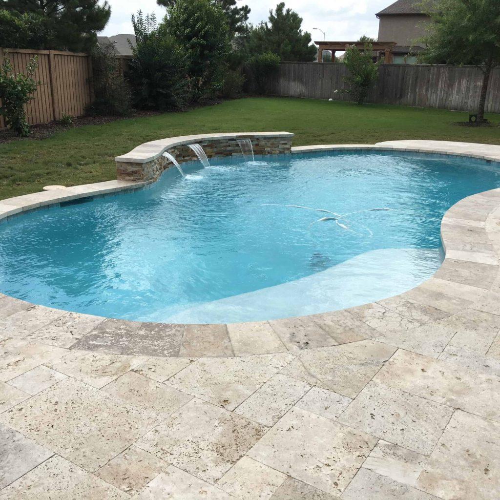 Pool and Spas - Texas construction plus