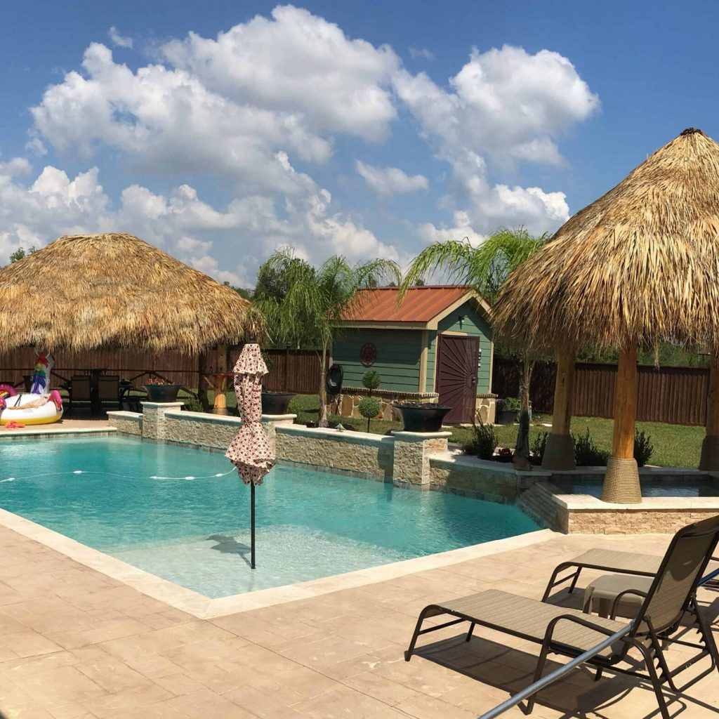 Company to build a Pool and Spas - Texas