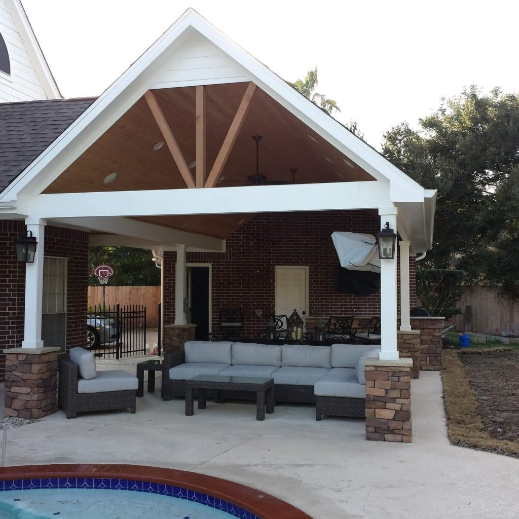 Company to build a Patio Covers - America